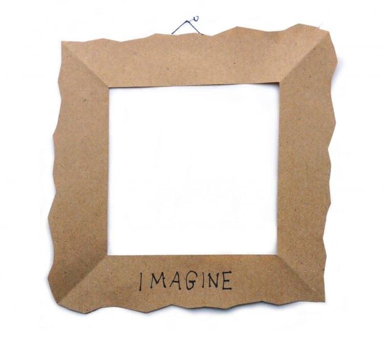 denkFrank word of the week IMAGINE
