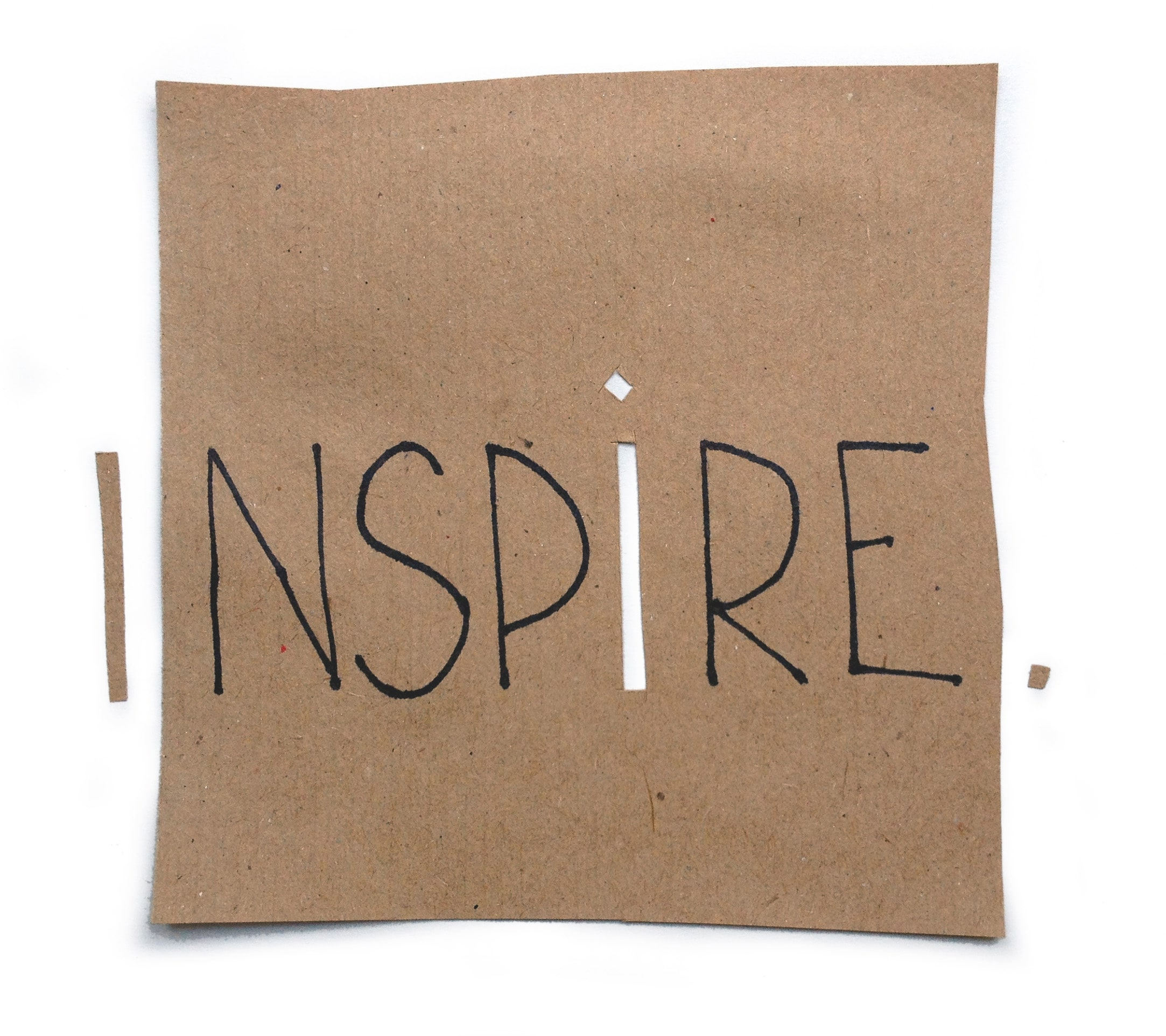 denkFrank word of the week INSPIRE